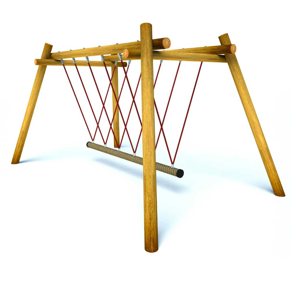 Rope End Swing