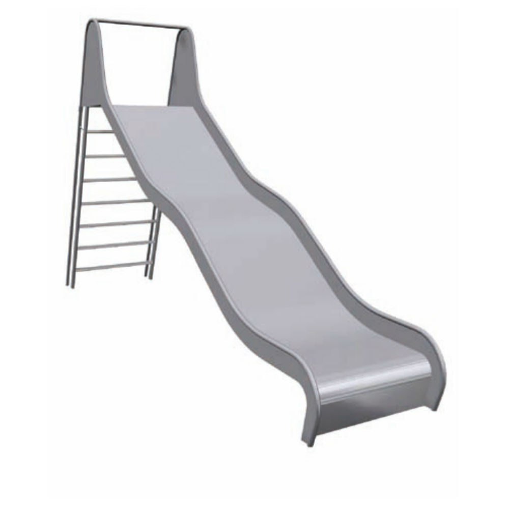 Double Width Slide & Ladder