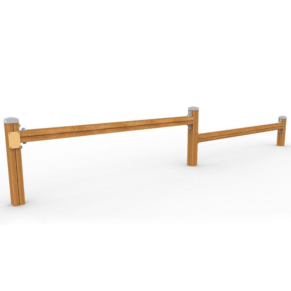 Uneven Balancing Beams
