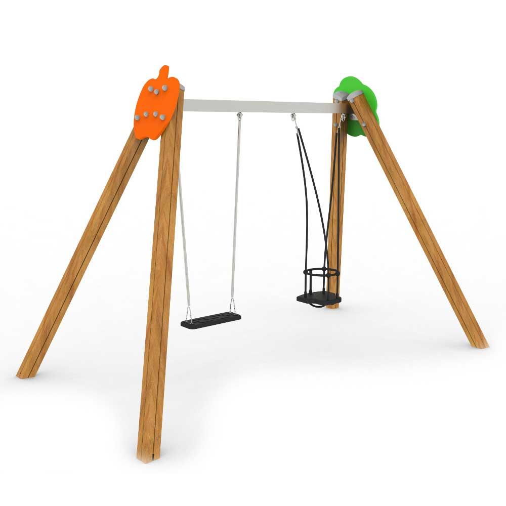 Nice Mixed Swing
