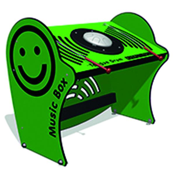Music Box Tongue Drum