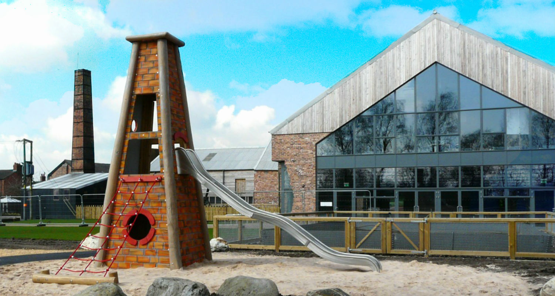 Lion Salt Works, Cheshire