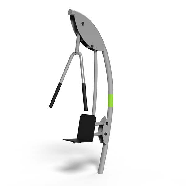 Chest Press – Outdoor Gym Equipment