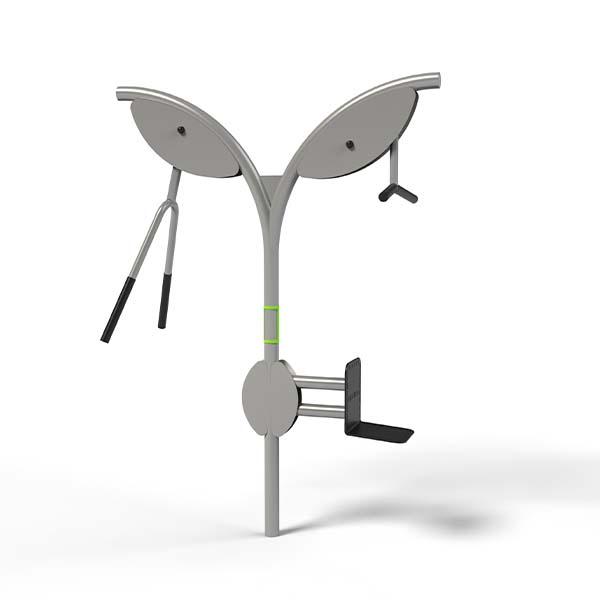 Combi 2 – Outdoor Gym Equipment