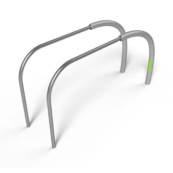 Dual Bar – Outdoor Gym Equipment