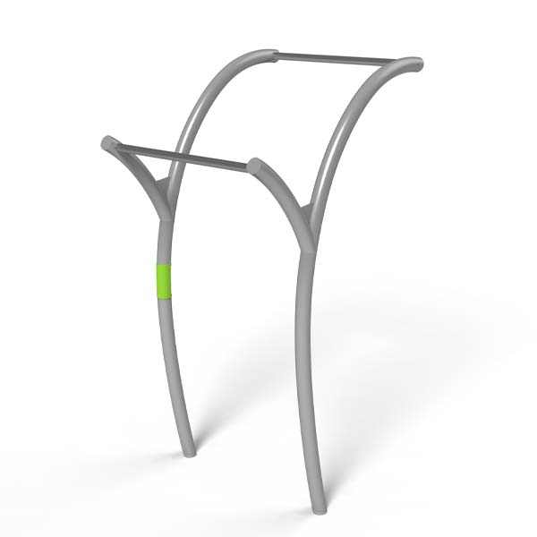 Dual Pull Up – Outdoor Gym Equipment
