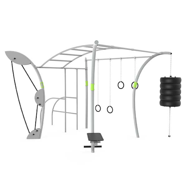 Functional Training – Outdoor Gym Equipment