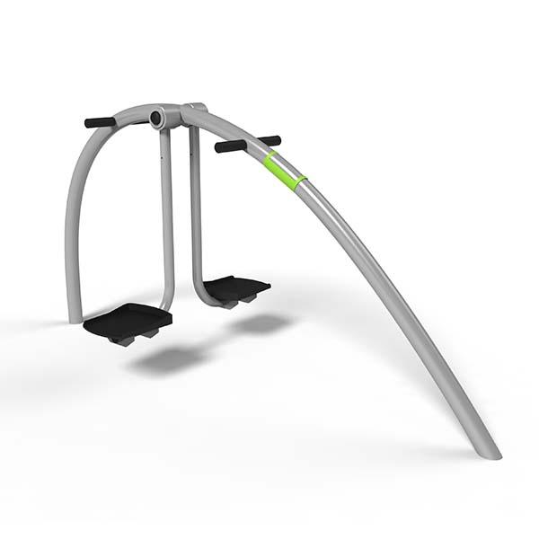 Hip Stretch – Outdoor Gym Equipment