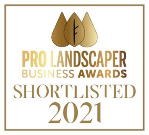 Pro landscaper shortlisted
