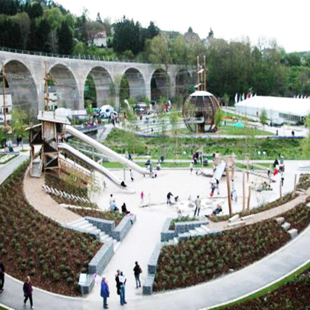 Rutschenturm Reidbrunnenpark