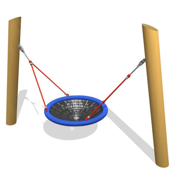 Mini Basket Swing