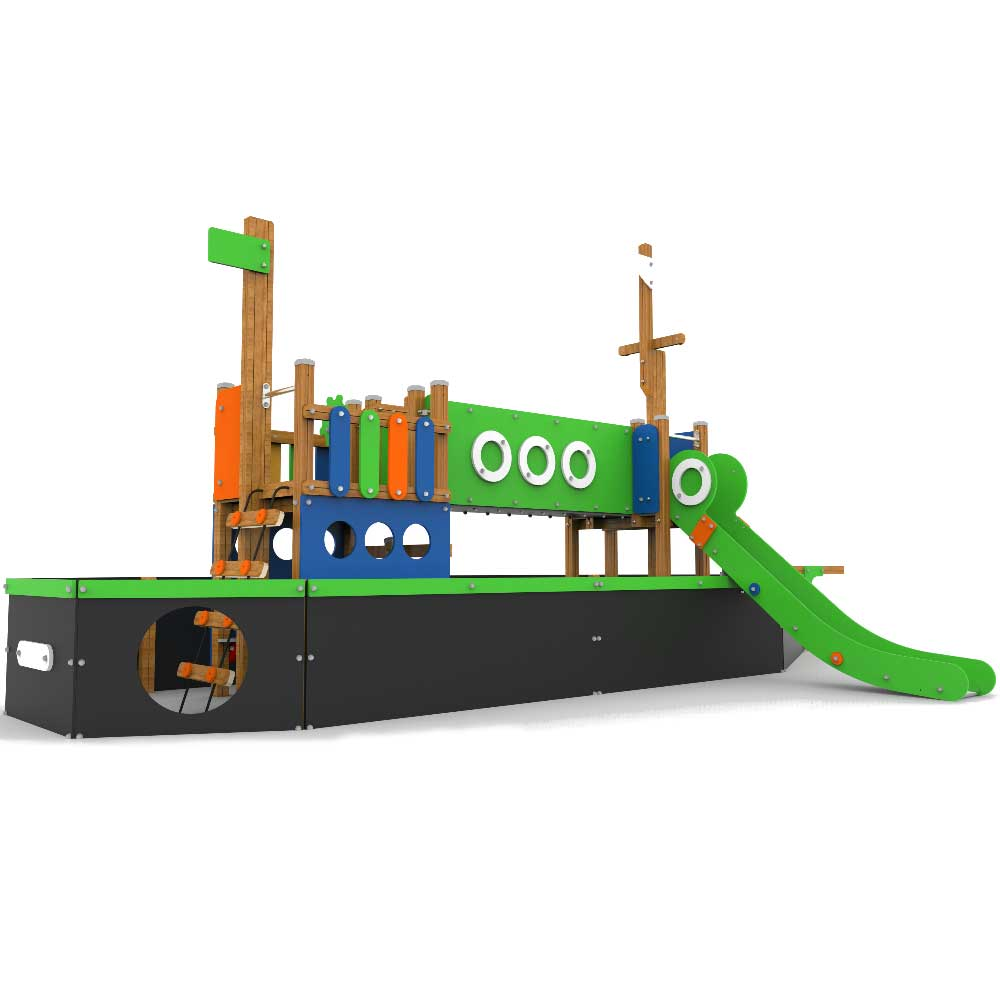 Comic Ship