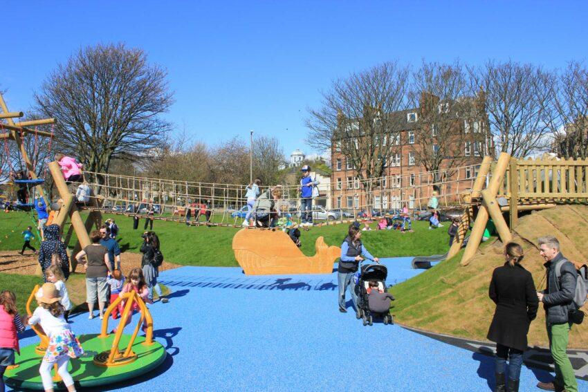 Roseangle Play Area