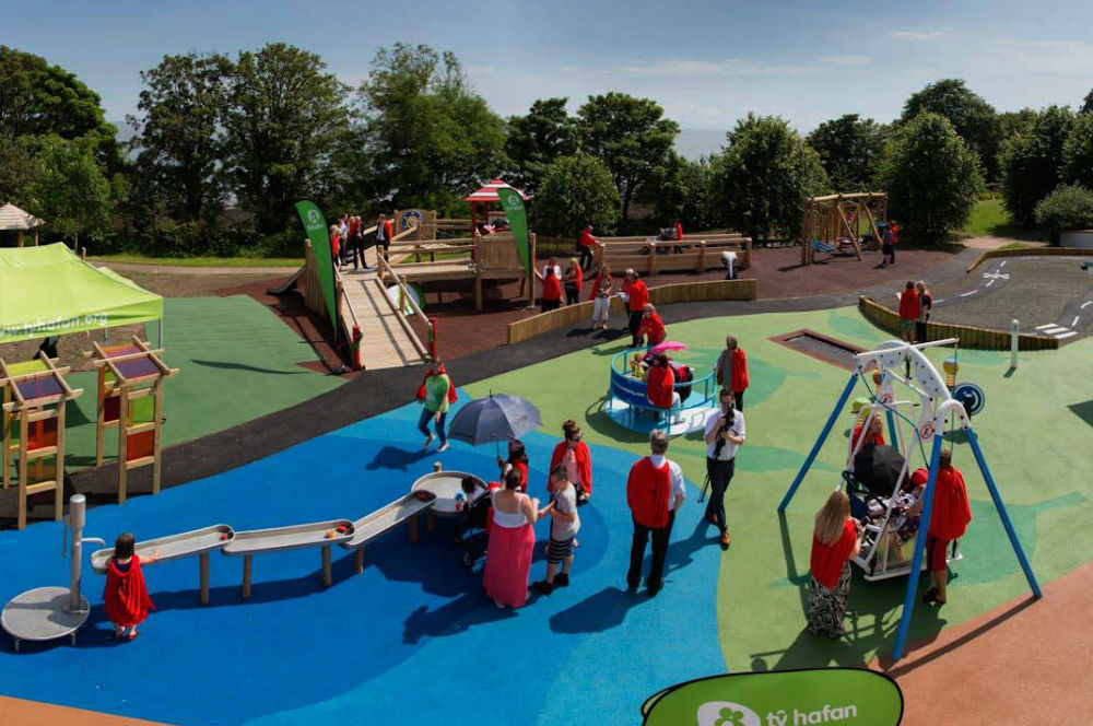 Ty-Hafan-Inclusive-Play-Area-Case-study-Site